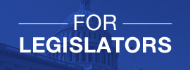 SCAHP buttons - for legislators